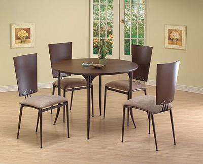 Chanel dining set for Complete dining room sets