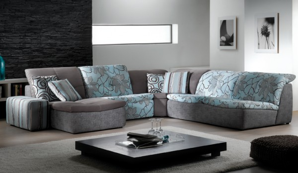 smile sectional sofa rom belgium. Black Bedroom Furniture Sets. Home Design Ideas