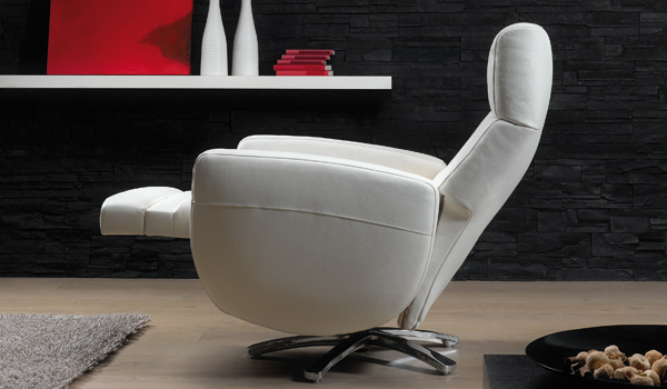 Twist Armchair By Rom Belgium