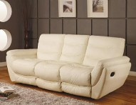 LOTUS Reclining Leather Sofa