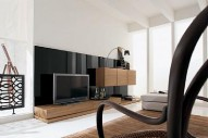 ROSSETTO Wall Unit Composition 106 - Italy